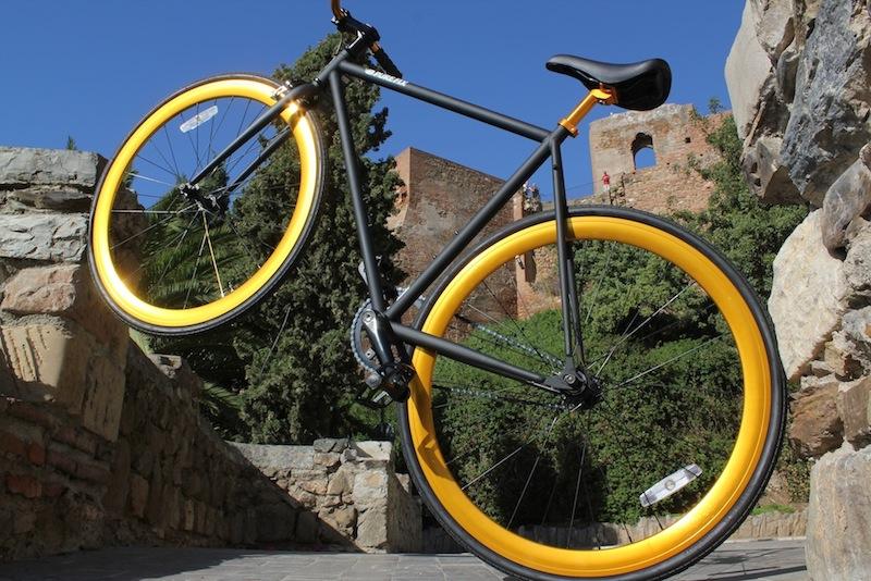 Qué es una bicicleta fixie? – Clínica de la Bicicleta Málaga