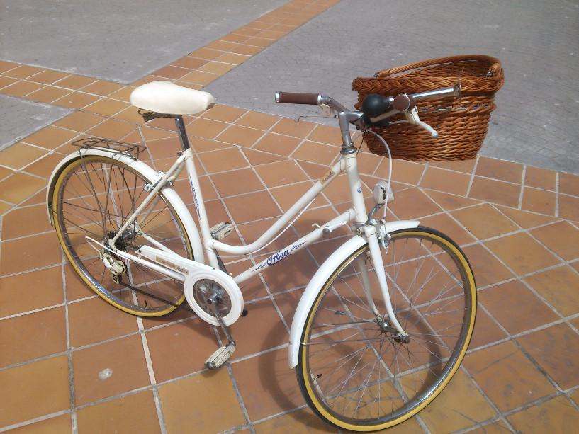Ruedas para bicicleta clásica – Clínica de la Bicicleta Málaga