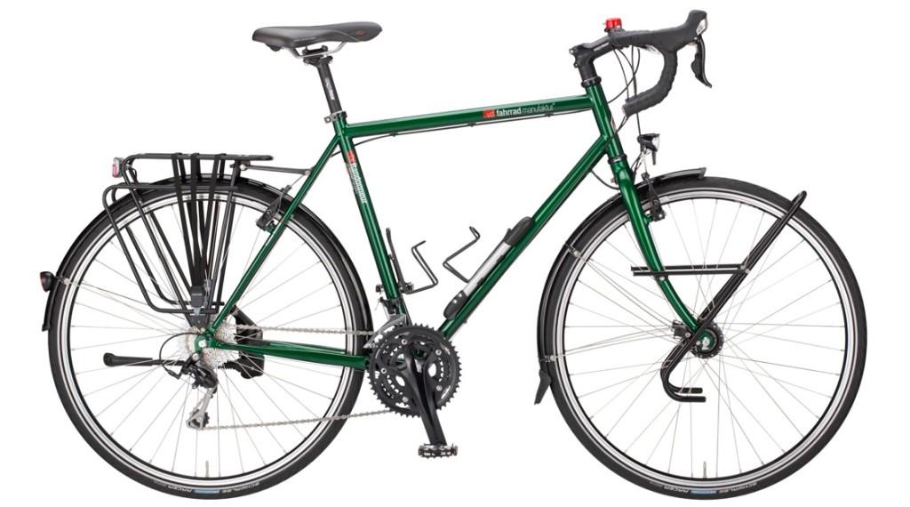 VSF, los especialistas en bicis para dar la vuelta al mundo.