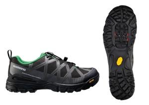 Trekking y pedales automáticos en la misma zapatilla.