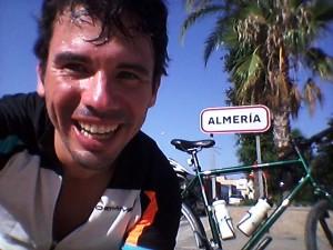 Llegada a Almería, a media tarde.