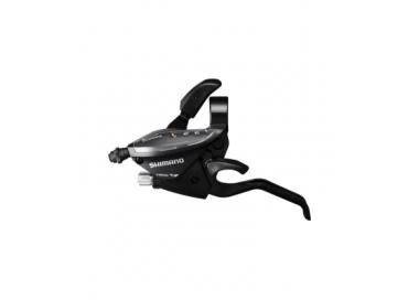 Juego manetas 7v Shimano EF510 cambio y freno