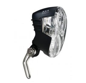 Luz delantera AXA para buje-dinamo