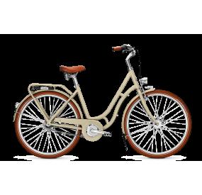 Bicicleta Kalkhoff City Classic Beige