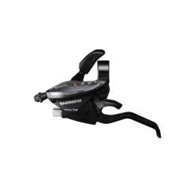 Juego manetas Shimano EF51 cambio y freno 7v