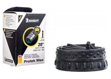 "Cámara antipinchazos 20"" 37/47-406 Michelin Protek Max"