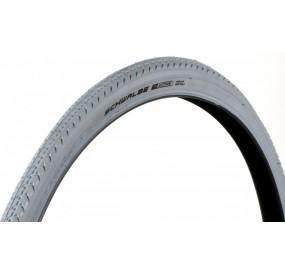 """Cubierta silla ruedas Schwalve 24x 1 3/8"""" 37-540 gris"""