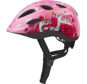 Casco infantil Abus Smiley Pony