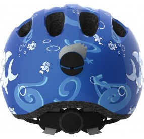 Casco infantil Abus Smiley 2.0 Sharky