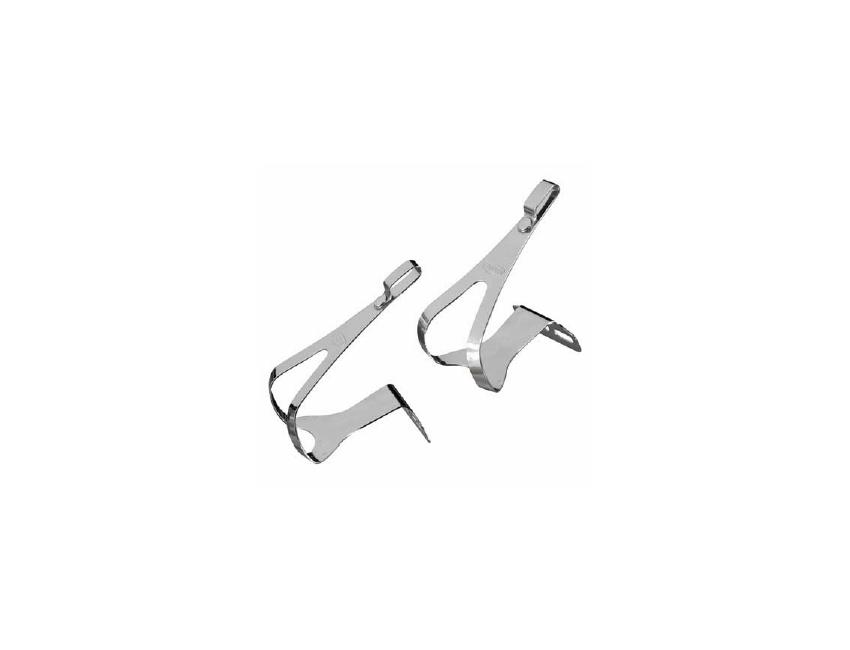 Calapiés clásicos aluminio