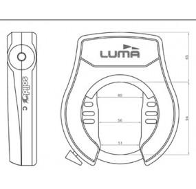 Ring lock Solido C Luma