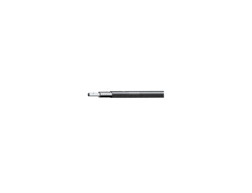 Funda cable freno teflón negra (1m)