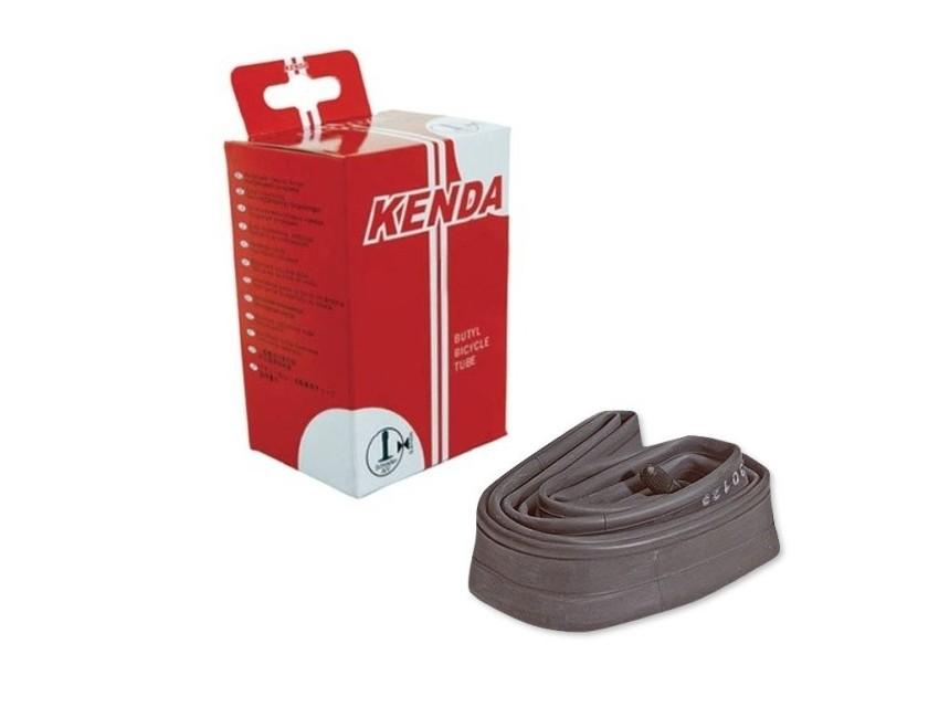 Cámara Kenda Moto 3.00-4 JS-87 válvula curvada