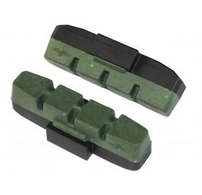 Zapatas freno Magura HS11/33 compuesto verde