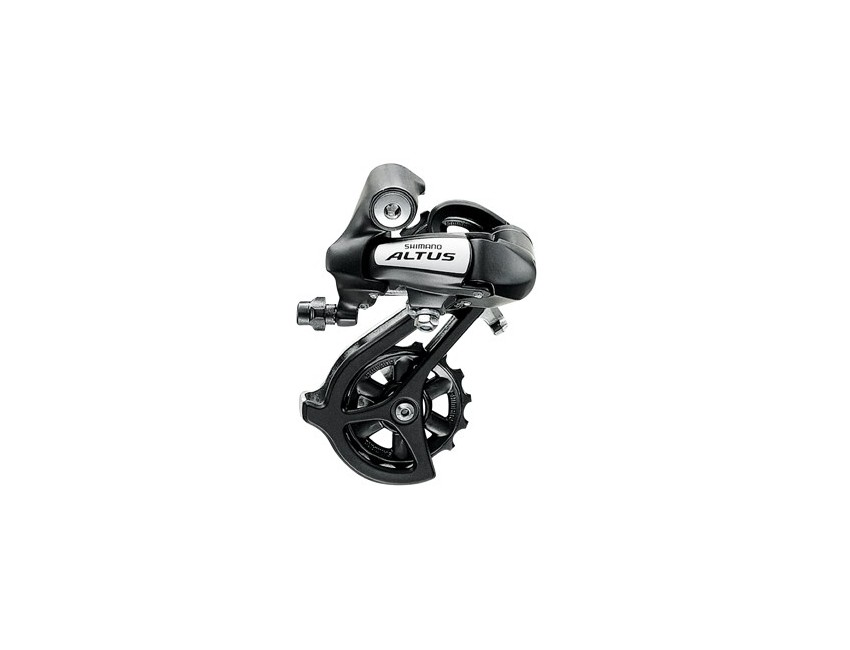 Cambio Shimano Altus M310 7/8v negro