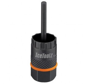 Llave extractor rueda libre Icetoolz