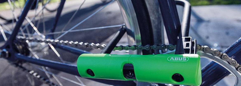 Candados para bicicletas. Antirrobos para bicicletas online