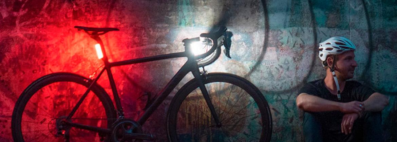 Luces para bicicletas. Luz para bici. Accesorios iluminación