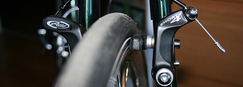 Frenos para bicicletas. Piezas para frenos bicis