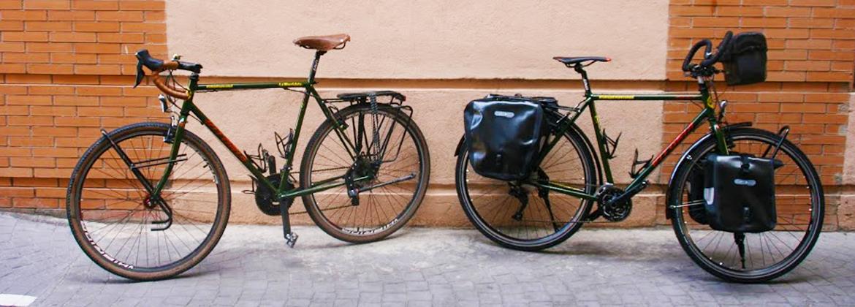 Tienda bicicletas de Cicloturismo. Bicicletas cicloturismo para viajar