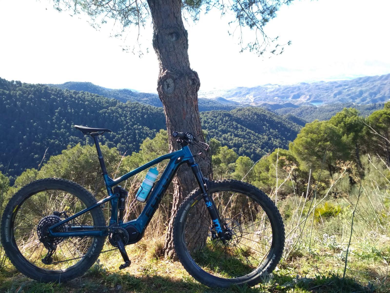 Focus JAM2 en los Montes de Málaga