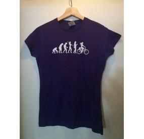 Camiseta tándem mujer