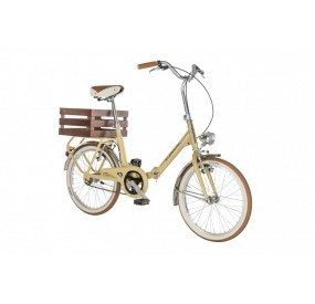 "Bicicleta Alpina Camping Classic 20"""